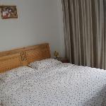 大床房~现在涨价了,好像108了~~