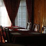 旅店的餐厅
