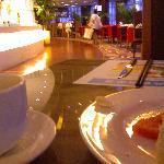 酒店的自助餐厅