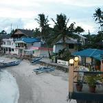看到整个的Big la lagula beach