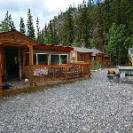 Photo of HI Rampart Creek Wilderness Hostel