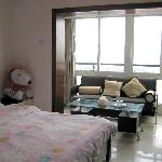 Photo de Jinzefang Seaview Apartment