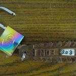 钥匙也很漂亮
