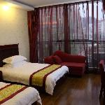 金帝宾馆标准客房
