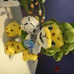 世界杯吉祥物