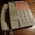 电话听筒非常恶心