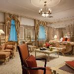 总统套公主房