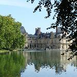 美丽的Fontainblueau城堡