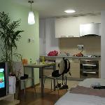 Haixingxing Apartment Hotel Foto