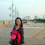 万平口沙滩广场
