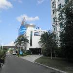 酒店的外观