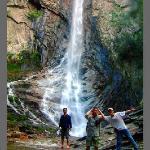 最大的一个瀑布