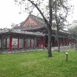 Yuquan Courtyard of Huashan