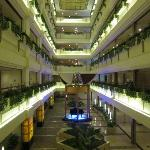 酒店的内部