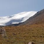 美丽的冰川