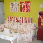 爱琴海公用客厅