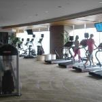 功能齐全的健身房