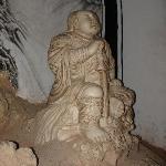 周公庙玄武玉像