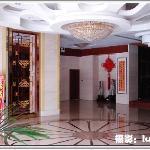 酒店的大厅,装修大气