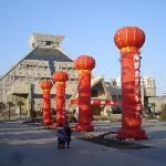 冬季, 春节期间的博物院总是张灯结彩