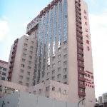 仰观酒店大楼