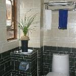 客房的卫生间
