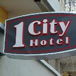 1 City Hotel Foto