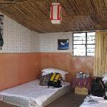 舒适的简易小屋