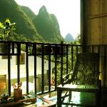 Photo de Dimple Inn Yangshuo West Street
