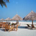 Photo de Sun Island beach