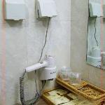 洗手间内的便民设备