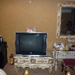 电视机夠大