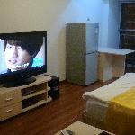Photo de Kaibin Service Apartment Xinjiekou Shengtian Building