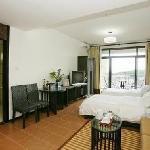 Kongkan suntreebay Jindi Resort Hotel