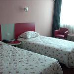 Motel 168 Yangzhou Wenchangge Foto
