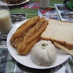 豆浆 油条 包子 吐司 老外都超爱吃