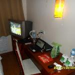 Foto de GreenTree Inn Yantai South Main Street Business Hotel