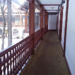 Foto de Yinshan Hotel