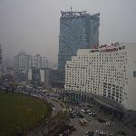 旁边的五星级酒店