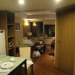 Jingguang Center Apartment Hotel
