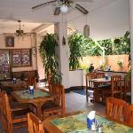 旅社的餐厅