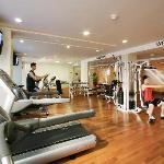 康乐中心-健身