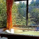 玻璃房浴缸