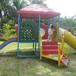 酒店的儿童乐园