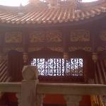 方山上的寺庙
