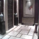 走廊背景墙