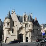 玛黑区 桑斯公館(Hôtel  de Sens)
