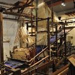 古老的织布机