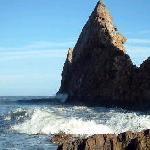 燕窝岭礁石