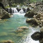 水与石头的完美融合
